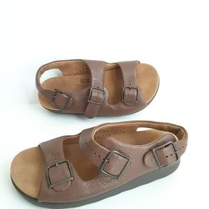 SAS Tri Pad Comfort Relaxed Amber Sz 7 Wide
